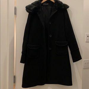 🖤 Propaganda lady coat by Plenty sz S